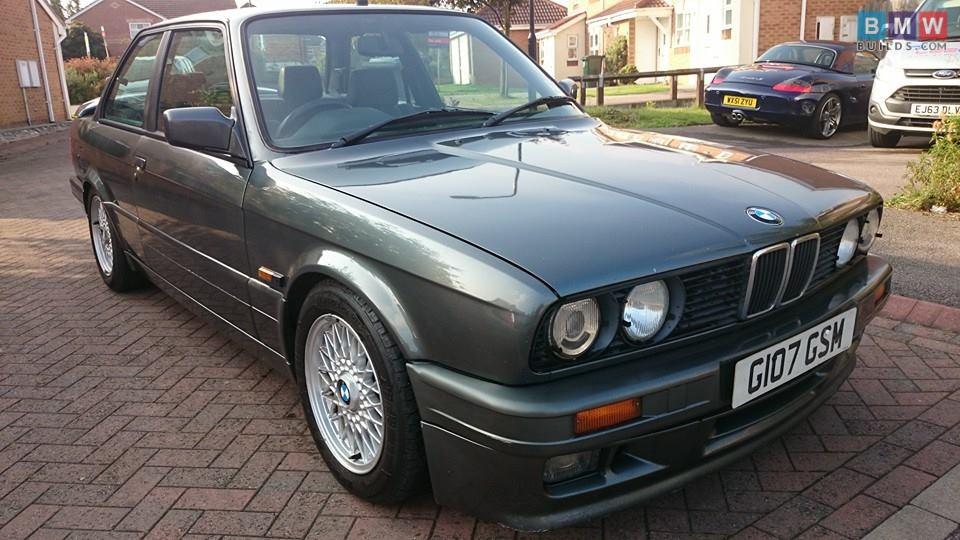 E I Sport BMW BuildsBMW Builds - Bmw 1989 e30