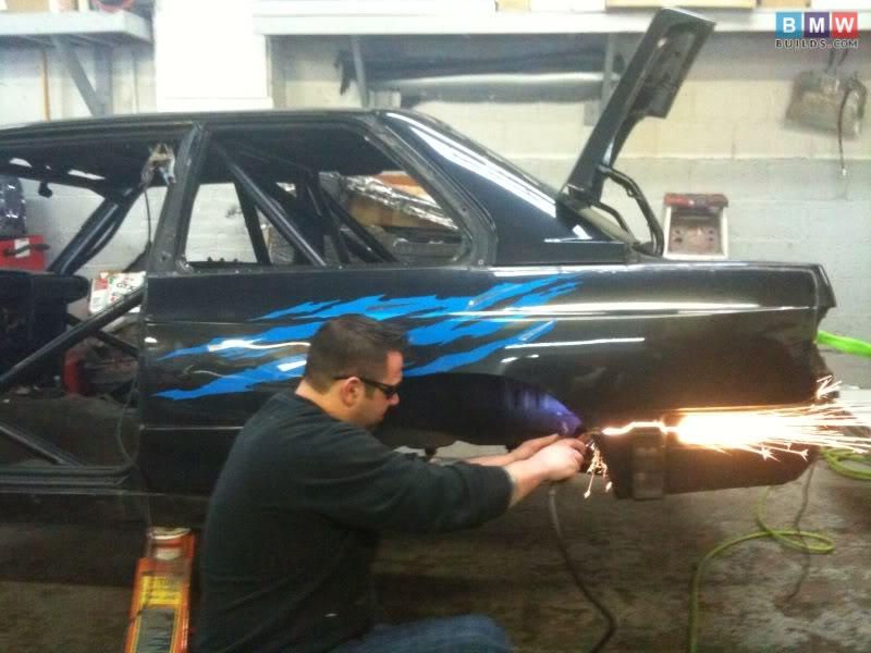E30 M3 Touring - BMWbuilds.com