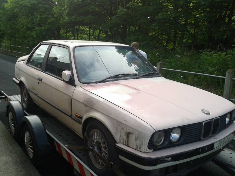 e30 4 0 v8 drift project