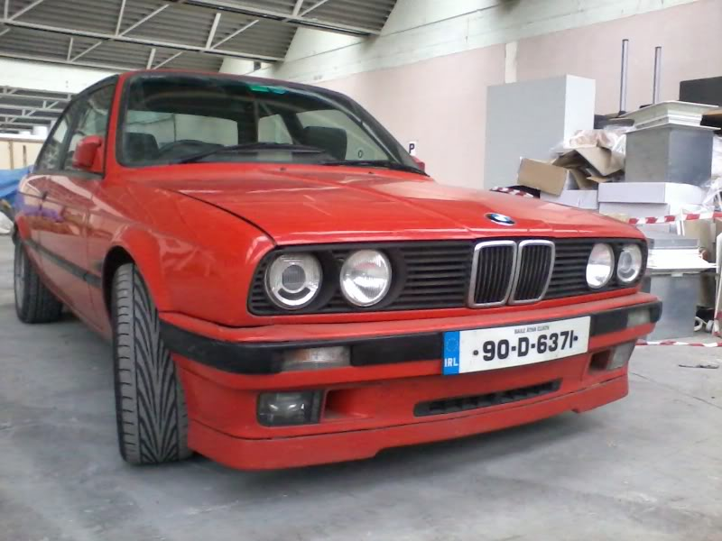 Bmw E30 M52 Conversion And Rebuild From Ireland Bmw Builds