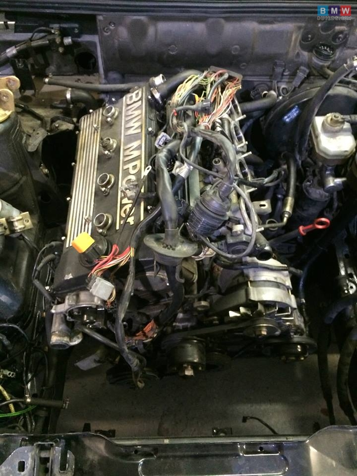 E S Engine Rebuild With Carbon Airbox Alpha N