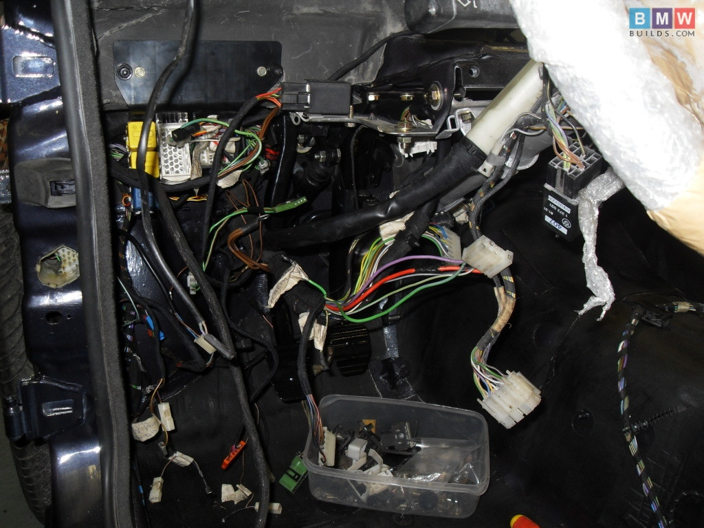 Bmw E30 M3 Evolution Ii Rebuild Page 7 Of 10 Buildsbmw Home Wiring
